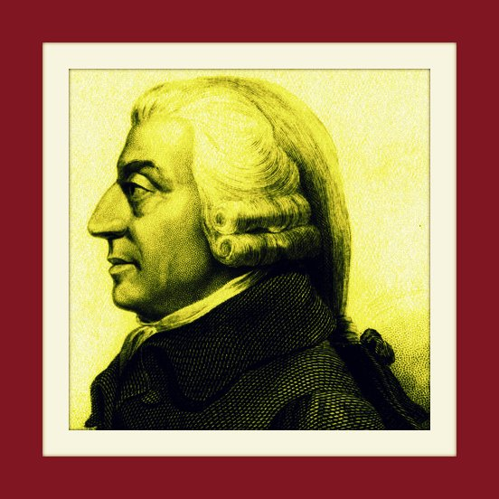 adam smith's 'division of labour' 1776 Nature and causes of the wealth of nations (1776/77) at their bedside it is  the  emergence of the division of labour which is the 'necessary, though very slow  and  nations', does not generalize in adam smith theory: there is no space for it.